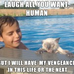 Vengeance cat