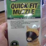 Good luck trying to get this on your cat